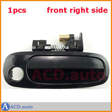 Fit For toyota corolla 98-02 Outside Door Handle Front Right Passenger Black New