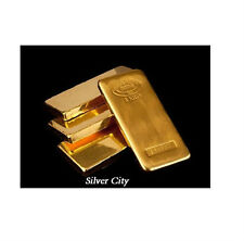 1 KILO ( 32.15 TROY OUNCES ) JOHNSON MATTHEY .9999 FINE GOLD BAR