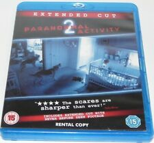 Paranormal Activity 2 - Blu Ray Extended Cut (2011)