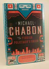MICHAEL CHABON Yiddish Policemen's Union 1st/1st HB/DJ Hugo Winner