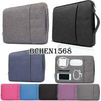 For Apple Macbook Air/Pro/Retina iPad Laptop Carrying Protective Sleeve Case Bag