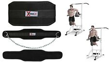 Punch bag Pull-up / Chin-Up Dipping Belt Weighted Fitness Training Bar Strength