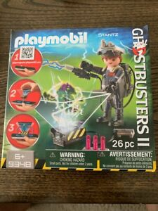 GhostBusters II Ray STANTZ Playmobil Playmogram 3D #9348 26pc. New Sealed