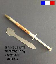 Seringue 5g Pâte Thermique Silver Argent Processeur Cpu Gpu (1 PCS)