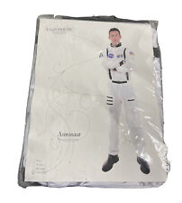 Astronaut UnderWraps Superior Quality Costume Jumpsuit EmbroideryPatch One Size