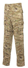 All Terrain Tiger Stripe Camo Men's BDU Uniform Nyco Pants by TRU-SPEC 1219