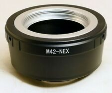 M42 screw in type LENS to Sony NEX And Camera Mount adapter Ring ILCE a6100