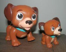 disney doc mcstuffins dog Lot of 2 big /little dogs