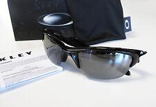 OAKLEY New Half Jacket 2.0 Polished Black / Black Iridium Sunglasses OO9144-01