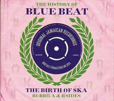 THE STORY OF BLUE BEAT - THE BIRTH OF SKA - B1-BB25 A&B SIDES (NEW SEALED 3CD)