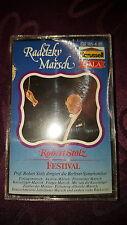 Musikkassette Robert Stolz Festival / Radetzky Marsch - Album 1974