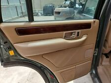 1999 2000 2001 2002 RANGE ROVER LEFT REAR INTERIOR DOOR PANEL