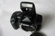 Canon EOS 400D 10.1MP Digital-SLR DSLR Camera Body Only - BLACK - CHEAP!