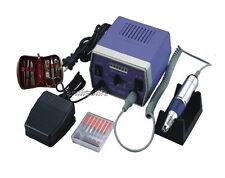 High Quality Glazing electric nail drill manicure machine kit & Nail clipper set