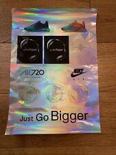 Nike Air 720 Holographic Sticker Pack Promo Sample Jordan Off White Travis Scott