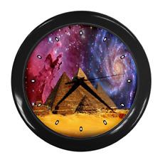 L'Egypte Egyptian pyramids GIZA Ronde Horloge Murale ** grand cadeau **