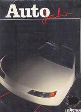 = Auto Jahr Nr. 35 - 1987 / 1988 =
