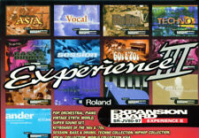 Carte Roland SR-JV80-97 Experience III Sound Expansion
