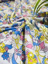 Monsoon 100% Cotton Voile Fabric , Patchwork, Dress, Blouse, Face Masks