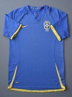 Brasil Brazil Jersey 2007 2009 Away XL Youth Shirt Football Soccer Nike ig93