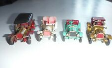 MATCHBOX MODELS OF YESTERYEAR MADE IN ENGLAND BY LESNEY 1909 1911 1912 to choose