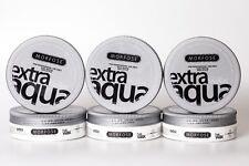 6x Morfose Extra Aqua 2 Haar Wax Mit Kaugummiduft 175 ml Haarwachs Vorteilspack
