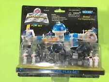 Micro Machines ADVENTURES SPACE ZONE 34121 NEW on the CARD with SKU error