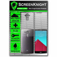 ScreenKnight LG G4 / H815 FULL BODY SCREEN PROTECTOR invisible military shield
