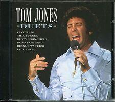 TOM JONES DUETS WITH TINA TURNER, DONNY OSMOND, PAUL ANKA & MORE