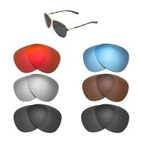 Walleva Replacement Lenses for Oakley Inmate Sunglasses