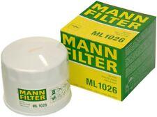 Engine Oil Filter MANN ML 1026