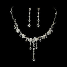 Necklace Earring Bridal Jewelry Set #5807