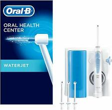 Oral-B Professional Care Waterjet Idropulsore dentale per denti, beccucci nuovi