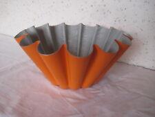 Moule à charlotte, gâteau orange 21 cm de diamètre par 9,5 cm de haut