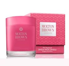 Molton Brown Pink Pepperpod Single Wick Scented Candle 180g