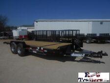 82 x 20 20ft Equipment Tilt Construction Farm Work HD Utility Cargo Trailer DFW