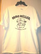 Mac Miller T SHIRT Incredibly Dope Since 92 XLARGE