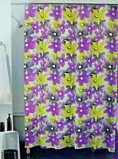 Fabric Shower Curtain Multi-Colored Silvana Apple 70 x 72