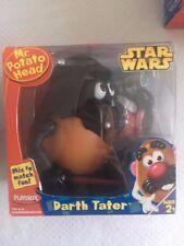 Mr Potato Head Darth Tater Playskool Star Wars