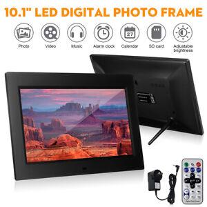 10'' HD LED Digital Photo Frame Multimedia er USB Reader 1024*600 MP3