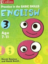Very Good, English : Practice in the Basic Skills : Volume 3 : Age 7 - 11 :, Der