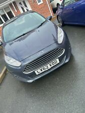 Ford Fiesta ecoboost spares or repairs