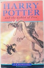 Harry Potter And The Goblet Of Fire, By J. K. Rowling,  GC~P/B  FAST~N~FREE POST