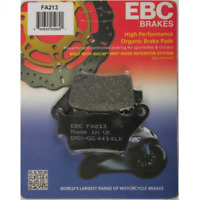 KTM DUKE 125 2011 - 2015 EBC Organic REAR Disc Brake Pads FA213