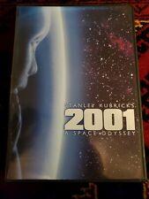 2001: A Space Odyssey (Dvd, 1968) Stanley Kubrick