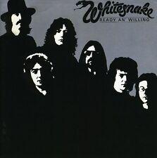 Whitesnake - Ready An Willin [New CD] Spain - Import