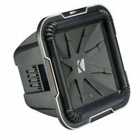 """Kicker 41L7122 12"""" Q-Class L7 Subwoofer w/ Dual 2-Ohm Voice Coils"""