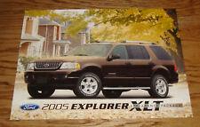 Original 2005 Ford Explorer XLT Appearance Package Sales Sheet Brochure 05