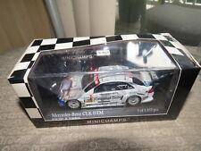1:43 MINICHAMPS Mercedes CLK Coupe DTM 2004 #17 NEW  RARE Perfect!