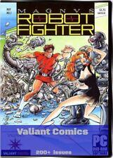 Valiant Comics Issues Full Run on Dvd Rom .cbr ,cbz Bloodshot Magnus Dr Solar